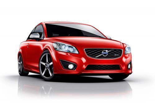 Новый Volvo C30 R-Design будет доступен в начале 2010 года