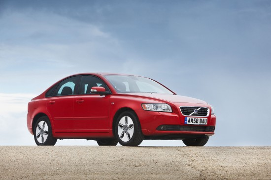 Volvo S40 DRIVe 1.6D with Start/Stop