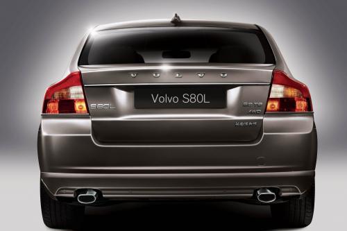 Все новые Volvo S80L - запуск и начало производства в Китае