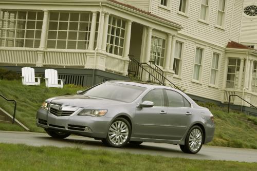 2011 Acura RL - $47 200 в США