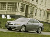 2011 Acura RL, 8 of 8