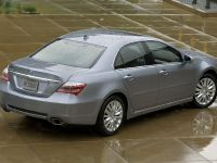 2011 Acura RL, 4 of 8