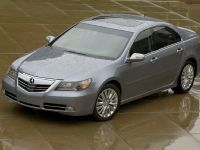 2011 Acura RL, 3 of 8