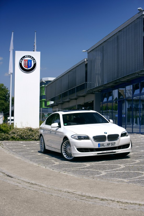 Alpina B5 Bi-Turbo