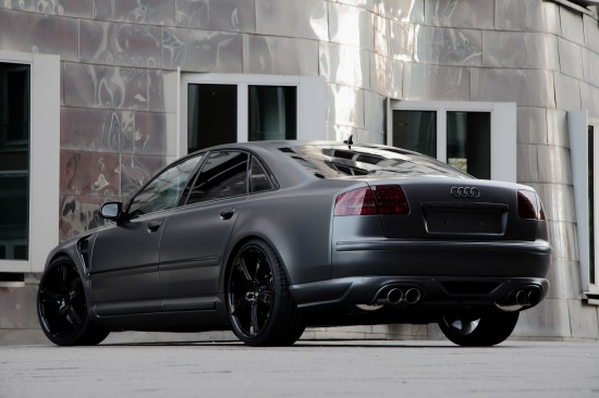Anderson Germany Audi A8 Venom Edition