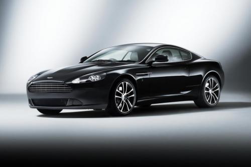 Aston Martin DB9 - сажи и утром Мороз