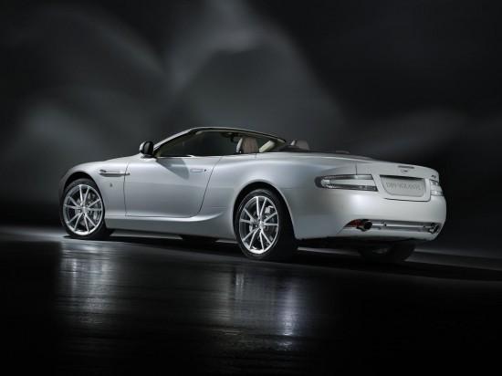 Aston Martin DB9 Morning Frost