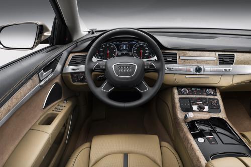 2011 Audi A8 L - новую эру стиля и комфорта