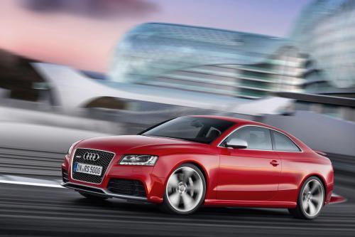 Audi RS 5 Coupe дебютирует в Женеве