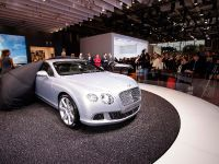 2011 Bentley Continental GT at Paris, 1 of 5