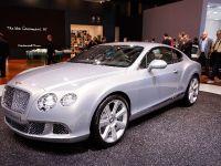 2011 Bentley Continental GT at Paris, 3 of 5