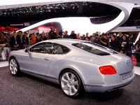 2011 Bentley Continental GT at Paris, 4 of 5