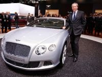 2011 Bentley Continental GT at Paris, 5 of 5