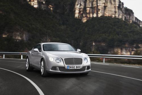 2011 Bentley Continental GT - это лучше, чем когда-либо