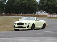 2011 Bentley Continental Supersports Convertible at Goodwood, 3 of 11