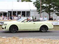 2011 Bentley Continental Supersports Convertible at Goodwood, 4 of 11