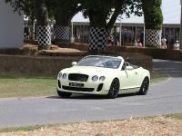 2011 Bentley Continental Supersports Convertible at Goodwood