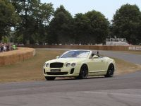 2011 Bentley Continental Supersports Convertible at Goodwood, 6 of 11