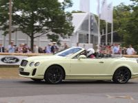 2011 Bentley Continental Supersports Convertible at Goodwood, 7 of 11