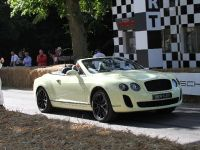2011 Bentley Continental Supersports Convertible at Goodwood, 8 of 11