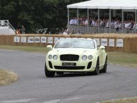2011 Bentley Continental Supersports Convertible at Goodwood, 9 of 11