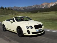 2011 Bentley Continental Supersports Convertible, 13 of 24