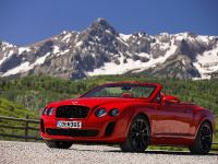 2011 Bentley Continental Supersports Convertible, 21 of 24