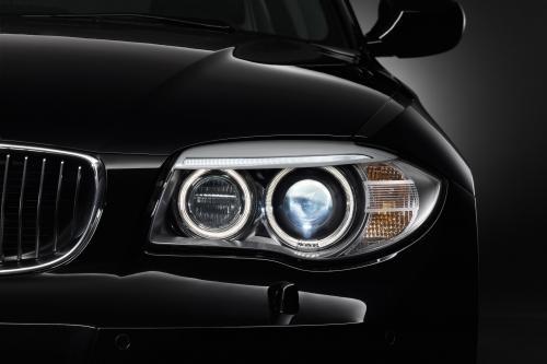 2011 BMW 1 Series Coupe и Convertible подтяжка лица