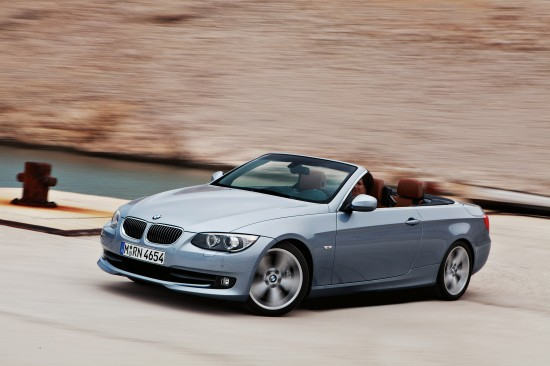 BMW 3 Series Convertible