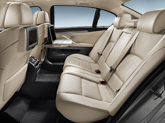 BMW 5 Series Sedan Long Wheelbase