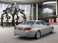 2011 BMW 5 Series Sedan Long Wheelbase, 12 of 15
