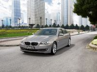 2011 BMW 5 Series Sedan Long Wheelbase, 13 of 15