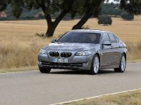 2011 BMW 5 Series Sedan, 32 of 57