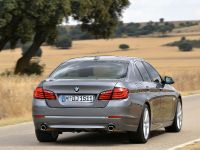 2011 BMW 5 Series Sedan, 34 of 57