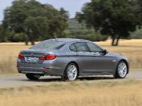2011 BMW 5 Series Sedan, 35 of 57