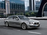 2011 BMW 5 Series Sedan, 45 of 57