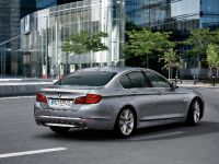 2011 BMW 5 Series Sedan, 49 of 57