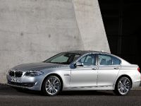 2011 BMW 5 Series Sedan, 54 of 57