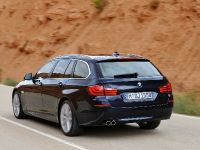 2011 BMW 5 Series Touring, 20 of 34