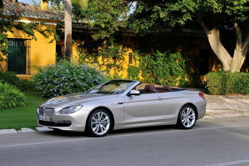 """2011 BMW 6er Convertible - \""""сюрприз\"""" года"""