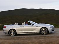 2011 BMW 6er Convertible, 31 of 98