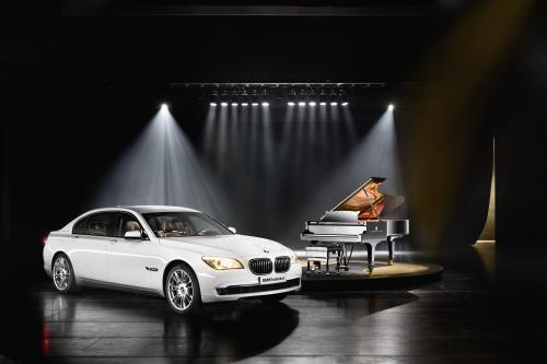 BMW Individual 7 серии - больше роскошь, чем вы ожидаете