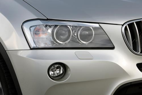 2011 BMW X3 - лидер в Премиум-спортивной деятельности на рынке