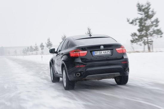 BMW X6 5 Seats