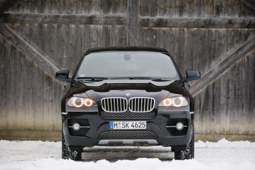 BMW X6 с 5 места для сидения - наконец-то!