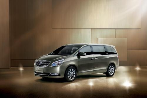 2011 Buick GL8 появятся на китайском рынке в январе