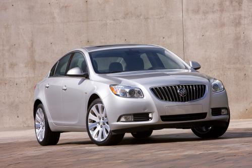 2011 Buick Regal sport sedan