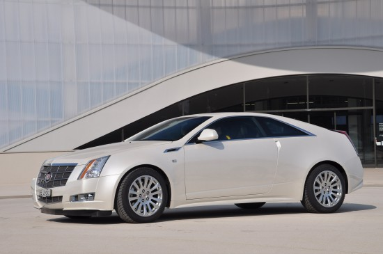 Cadillac CTS AWD Coupe