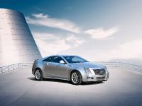 2011 Cadillac CTS Coupe, 10 of 18