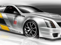 2011 Cadillac CTS-V Coupe Race Car, 2 of 3